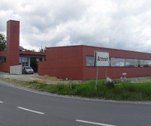 Fassade FF Arnreit